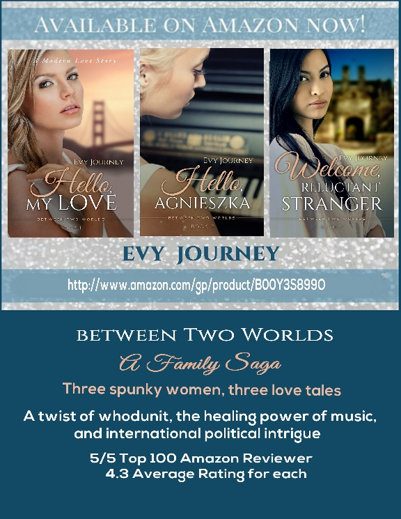 Between Two Worlds, a Family Saga
